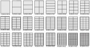 formatspaper